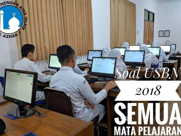 Tantangan Baru UNBK 2019 Meluluskan Murid SKS Belajar Cepat 2 Tahun