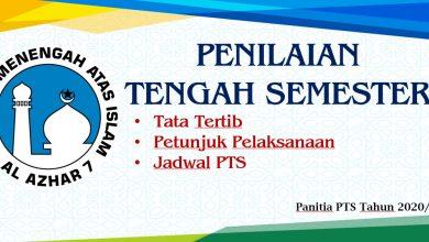 Photo of Informasi Pelaksanaan Penilaian Tengah Semester 1 Tahun 2020/2021