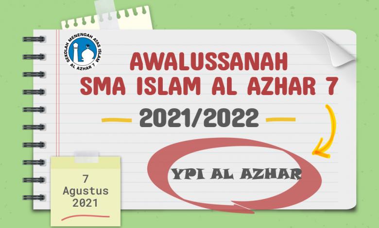 Awalussanah SMAIA7 2021