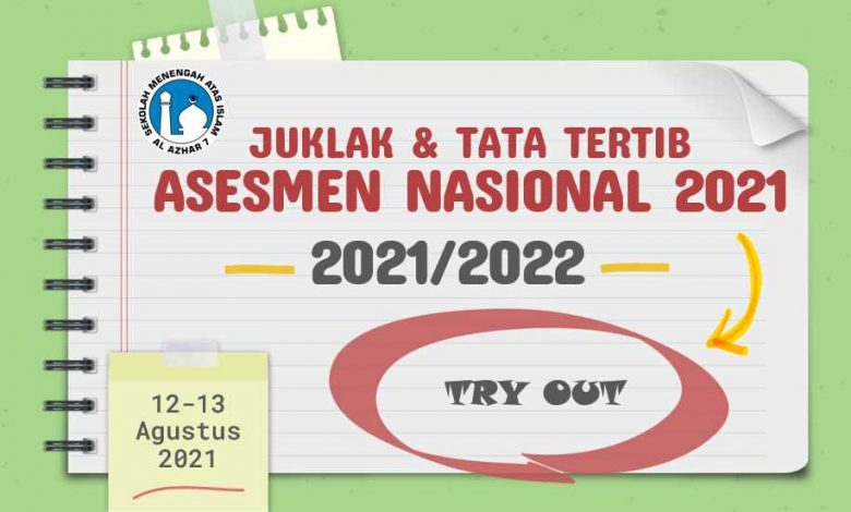 Try Out Asesmen Nasional 2021